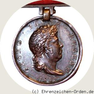 Waterloo-Medaille 1815