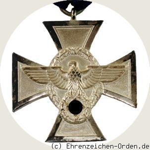 Ordensband 0,30m Dienstauszeichnungen  der Wehrmacht Polizei 1933 1945