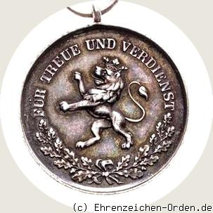 Ehrenmedaille in Silber