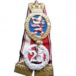 Abzeichen-Kriegerkameradschaft-Hassia-25Jahre-1