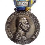 Altenburg-Herzog-Ernst-Medaille-Spange1914-1