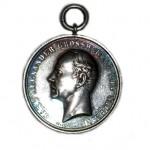 Anerkennungs-Medaille-Silber-Weimar-1