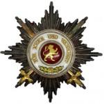 Baden-Orden-vom-Zaehringer-Loewen-Bruststern-Grosskreuz-Schwerter-1