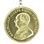 Bayern-Goldene-Militaer-Verdienst-Medaille-grosses-Brustbild-1