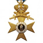 Bayern-Militaer-Verdienstkreuz-1Klasse-Krone-Schwerter-1