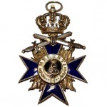 Bayern-Militaer-Verdienstorden-4Klasse-Krone-Schwerter-1
