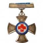 Bayern-Verdienstkreuz-freiwillige-Krankenpflege-Spange1914-1