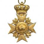 Hausorden-der-Wendischen-Krone-Goldenes-Verdienstkreuz-1