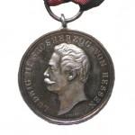 Hessen-Ludwig-III-Silberne-Verdienstmedaille-Wissenschaft-Kunst-Industrie-1