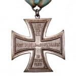 Hohenzollern-Erinnerungskreuz-22Inf-Regiment-1