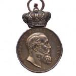 Lippe-Detmold-Silberne-Verdienstmedaille-1888-1