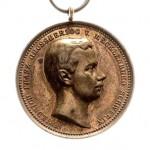 Mecklenburg-Schwerin-Bronzene-Verdienstmedaille-Friedrich-Franz-IV-1