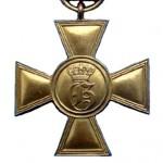 Mecklenburg-Strelitz-Militaer-Dienstkreuz-25Jahre-1