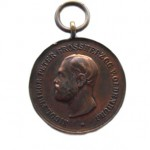 Medaille-1866-Oldenburg-1