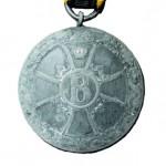 Meiningen-Medaille-Kriegsverdienst-1915-Zink-1