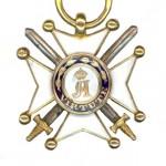 Nassau-Verdienstorden-Ritterkreuz-Schwerter-1