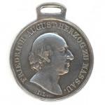 Nassau-Waterloo-Medaille-Silber-1