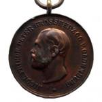 Oldenburg-Erinnerungsmedaille-1866-1