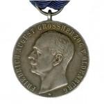 Oldenburg-Silberne-Medaille-Hausorden-1