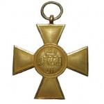 Preussen-Dienstauszeichnung-25Jahre-1860-1