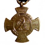 Preussen-Erinnerungskreuz-1866-Koeniggraetz-1