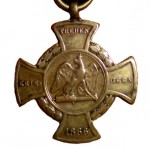 Preussen-Erinnerungskreuz-1866-Treuen-Kriegern-1