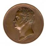 Preussen-Erinnerungsmedaille-Friedrich-Wilhelm-III-1840-Bronze-1