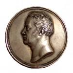 Preussen-Erinnerungsmedaille-Friedrich-Wilhelm-III-1840-Silber-1