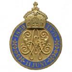 Preussen-Goldene-Hochzeits-Medaille-1Klasse-1