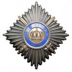 Preussen-Kronen-Orden-2Klasse-Schwerter-Bruststern-1