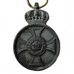 Preussen-Kronenorden-Medaille-Zink-1