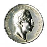 Preussen-Militaer-Brieftaubenwesen-Silber-1