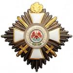 Preussen-Roter-Adler-Orden-Bruststern-2Kl-Schwerter-Eichenl-1