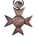 Preussen-Verdienstkreuz-Silber-Jubilaeumszahl-50-1