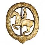 Reiterabzeichen-Bronze-1