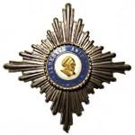 Sachsen-Albrechtsorden-Bruststern-Komtur-1850-1