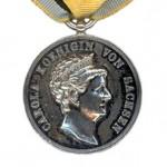 Sachsen-Carola-Medaille-Silber-1