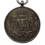Sachsen-Dienstauszeichnung-15Jahre-1868-1