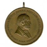Schleswig-Medaille-Regierungsantritt-1