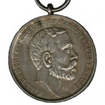 Schwarzburg-Sondershausen-Silberne-Medaille-Kunst-und-Wissenschaft-1