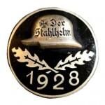 Stahlhelm-Diensteintrittsabzeichen-1928-1