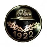 Stahlhelmbund-Diensteintrittsabzeichen-1922-1