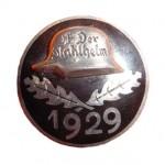 Stahlhelmbund-Diensteintrittsabzeichen-1929-1