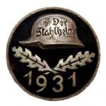 Stahlhelmbund-Diensteintrittsabzeichen-1931-1