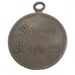 Weimar-Medaille-Treuen-Kriegern-1813-1