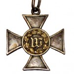 Wuerttemberg-Dienst-Ehrenzeichnung-2Klasse-1839-1