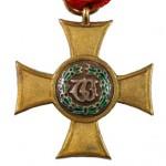 Wuerttemberg-Dienstehrenzeichen-1Klasse-25Jahre-1891-1