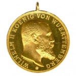 Wuerttemberg-Goldene-Militaerverdienst-Medaille-1