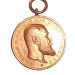 Wuerttemberg-Goldene-Verdienst-Medaille-Kronorden-1892-1